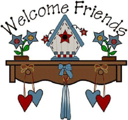 444x417 Country Clipart Welcome Gate
