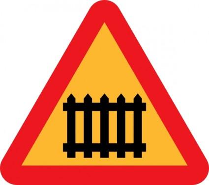 425x377 Fence Gate Roadsign Clip Art Clipart Panda