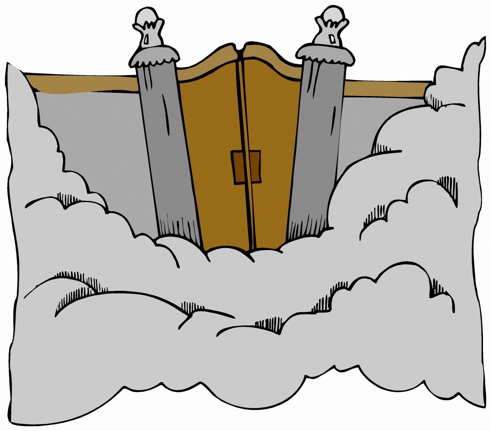 1920x1685 Gate Clipart Heavenly Gate