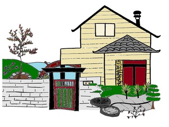 350x263 House Clip Art