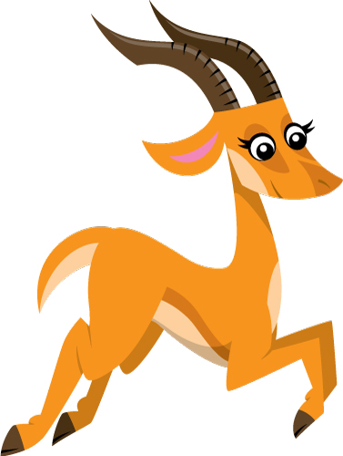 gazelle clipart at getdrawings com free for personal use gazelle rh getdrawings com mountain gazelle clipart Elephant Clip Art