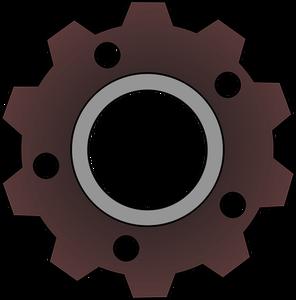 296x300 49 Free Clipart Gears Cogs Public Domain Vectors