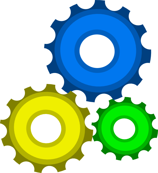 546x595 Clipart Gears Clipart Invention Convention Theme