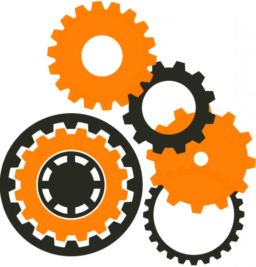 983x1024 Clip Art Gear Clip Art
