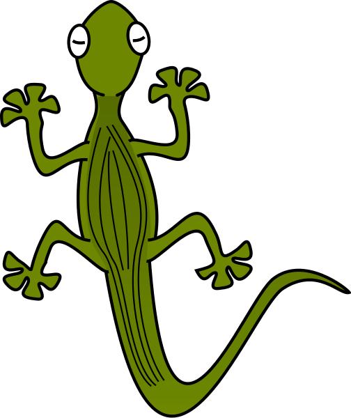 504x600 Free Gecko Clipart Gekko Geckos, Clipart Images