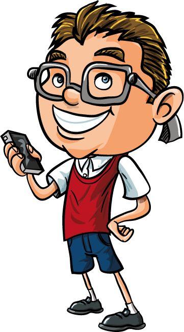 Geek Clipart