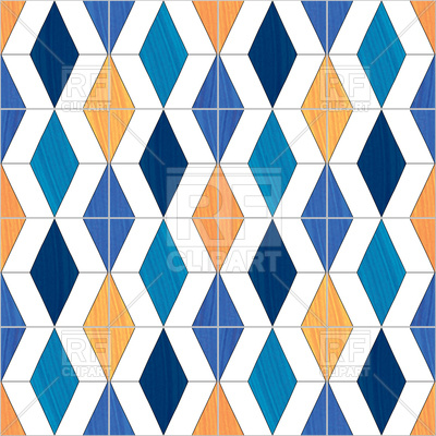400x400 Seamless Geometric Pattern Royalty Free Vector Clip Art Image