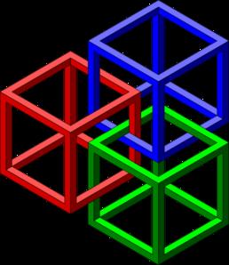 258x298 Geometric Shapes Clip Art
