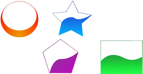 568x294 Geometric Shapes Free Vectors Ui Download