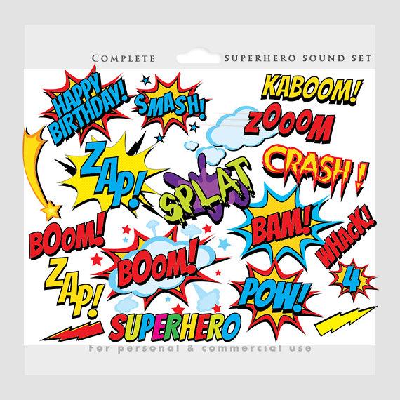 570x570 Hd Super Heroes Clipart