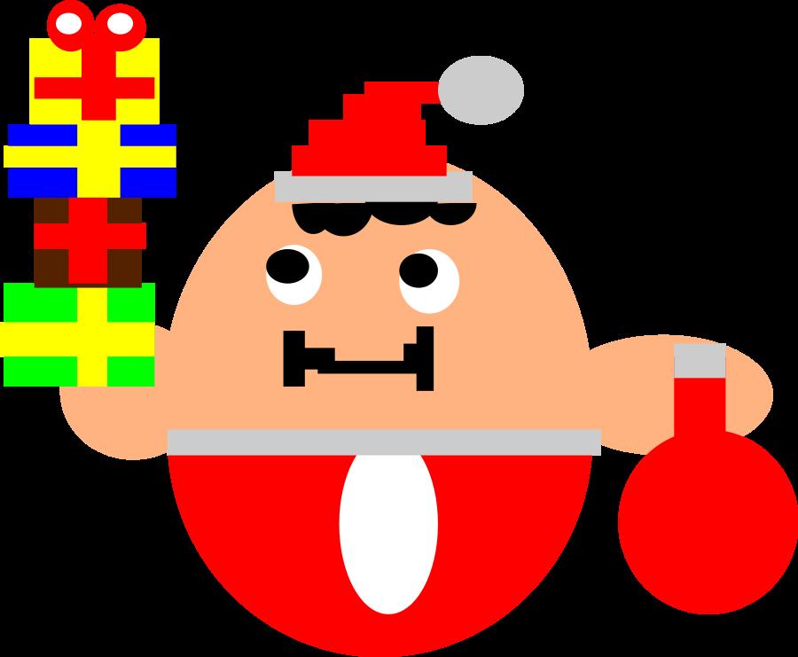 900x741 Santa Character Png Clip Arts For Web
