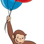 150x150 Free Curious George Clipart Image