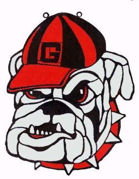 Georgia Bulldogs Clipart