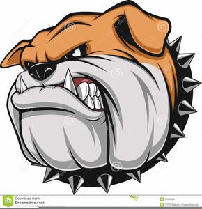 290x300 Free Bulldog Head Clipart Free Images