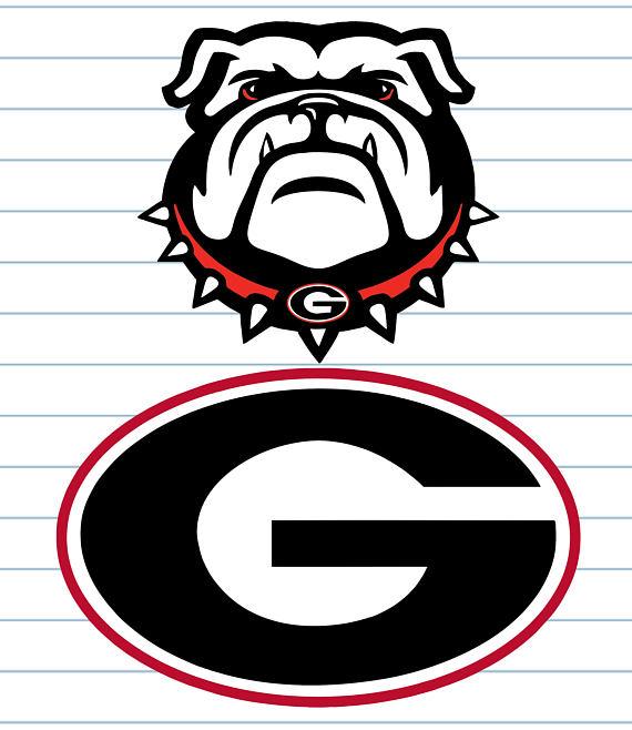 570x658 Georgia Bulldogs Georgia Bulldogs Svg Georgia Bulldogs