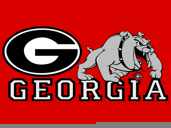 600x450 University Of Georgia Bulldog Clipart Free Images