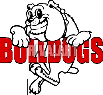 361x332 Clipart Of Bulldogs