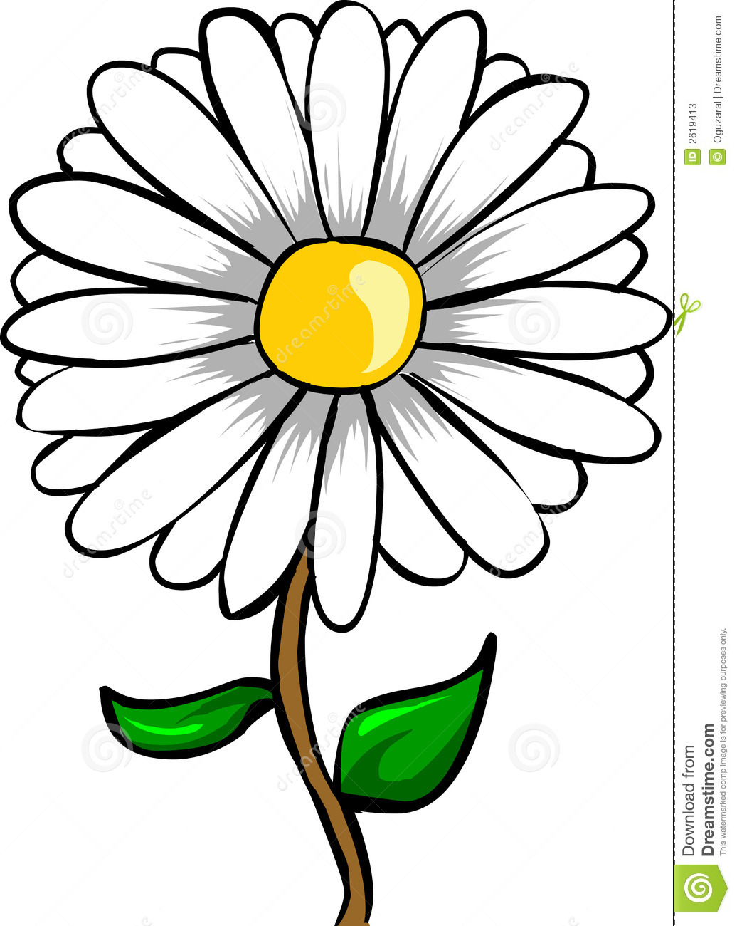 gerbera daisy clipart at getdrawings com free for personal use rh getdrawings com clip art daisy outline clip art daisy smiley face