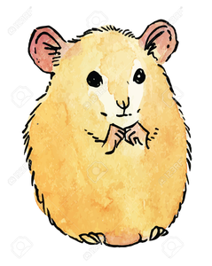 239x300 Free Hamster Clipart Images Free Images