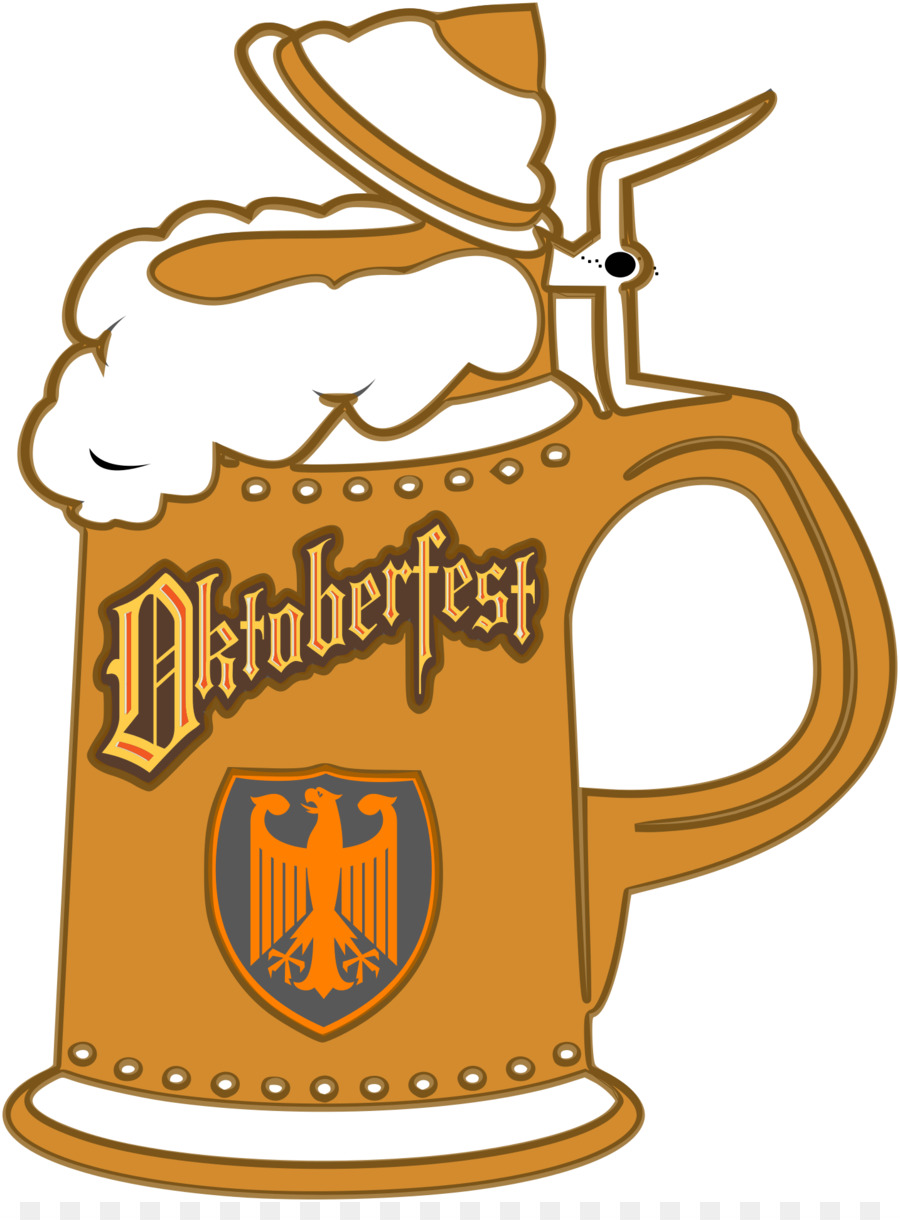 900x1220 German Beer Stein Clipart