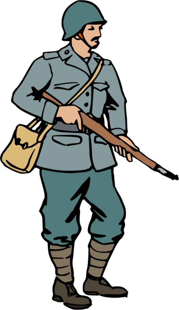 600x1040 Collection Of Ww2 Clipart Free High Quality, Free Cliparts