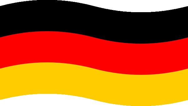 600x340 German Flag Clip Art
