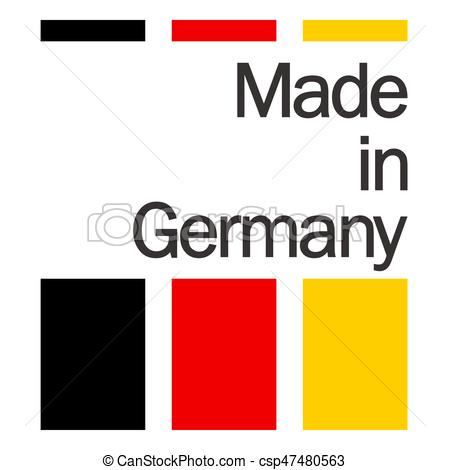 450x470 Seal Of Quality Made In Germany. Seal Of Quality With Text Clip
