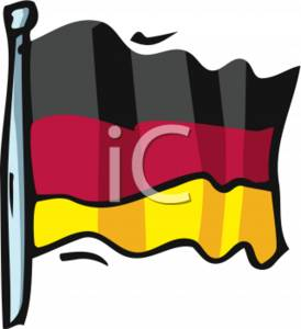 274x300 Clipart Picture Of The Flag Of Germany