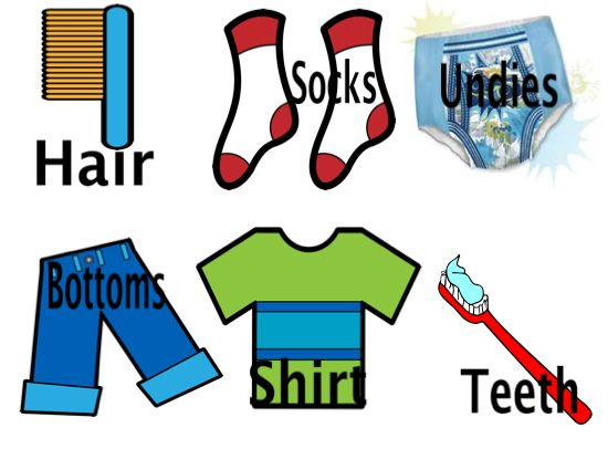 550x425 Extremely Ideas Getting Dressed Clipart An Image Of A Tired