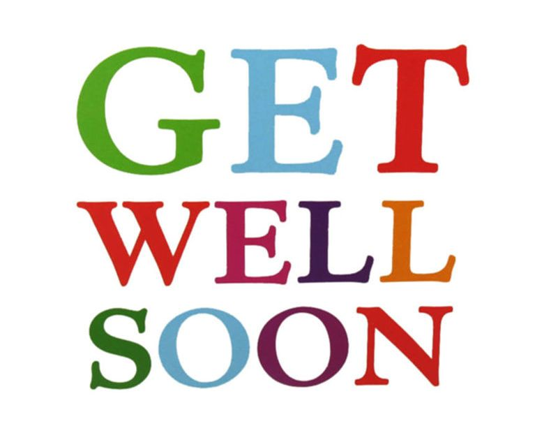 800x610 Get Well Soon Clipart