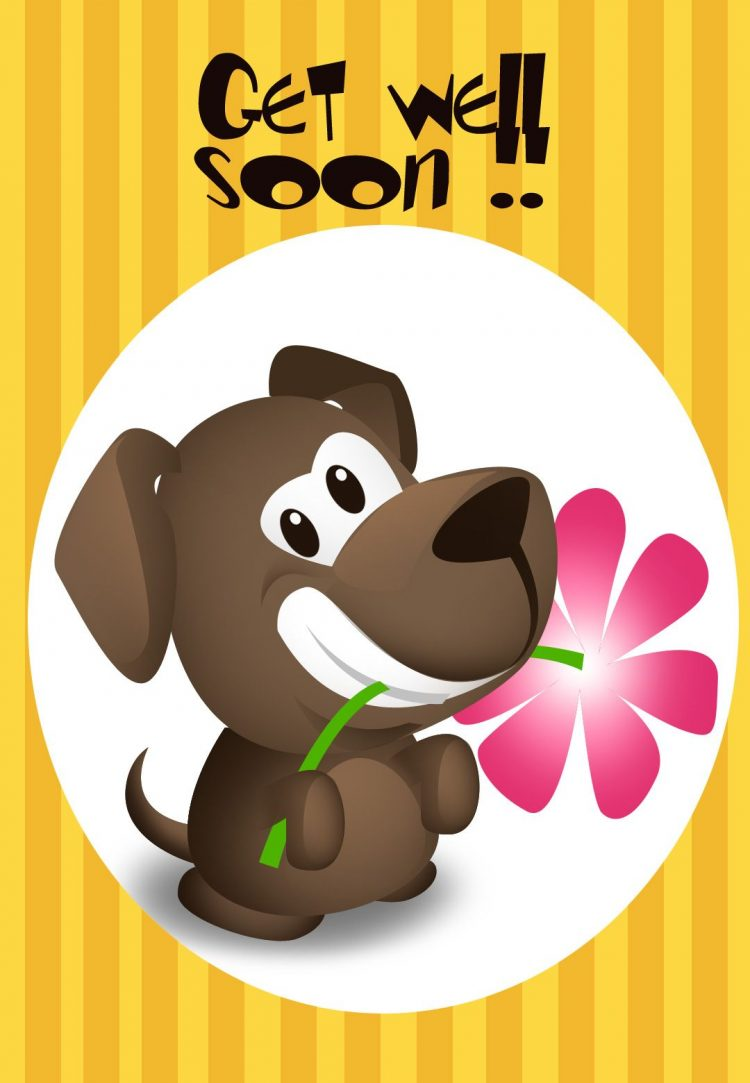 Get Well Soon Clipart Free At Getdrawings Com Free For Personal