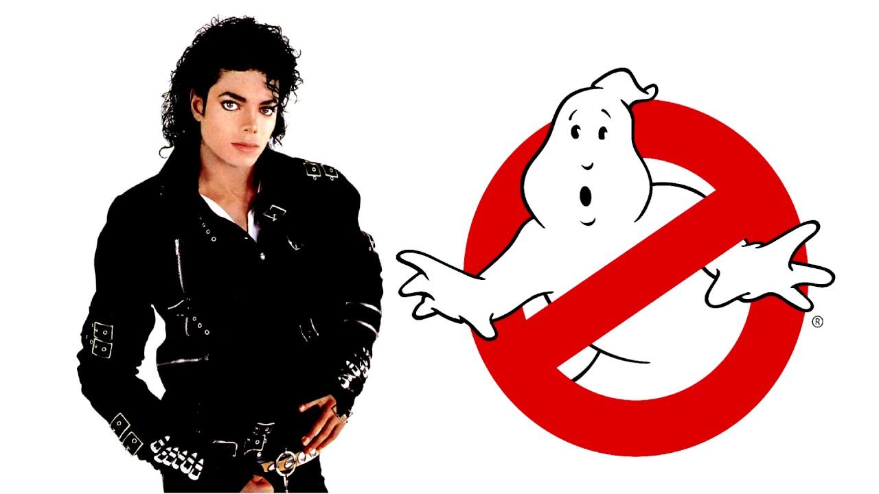 1280x720 Ghostbusters Vs Michael Jackson