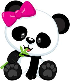 236x275 Stunning Panda Bear Clipart