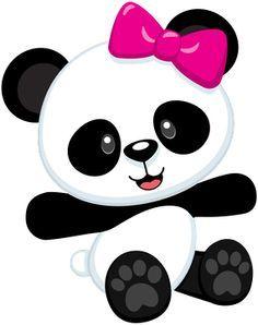 236x298 Valentine Pandas Clipart, Valentine's Day Clip Art, Animals, Panda