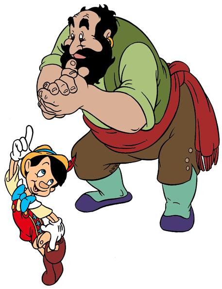 457x594 Pinocchio Villains Clip Art Disney Clip Art Galore
