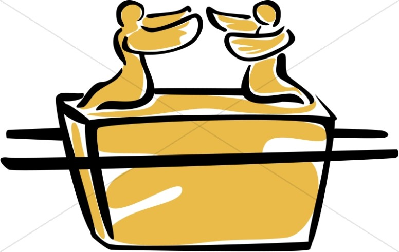 776x491 Simple Ark Of The Covenant Old Testament Clipart
