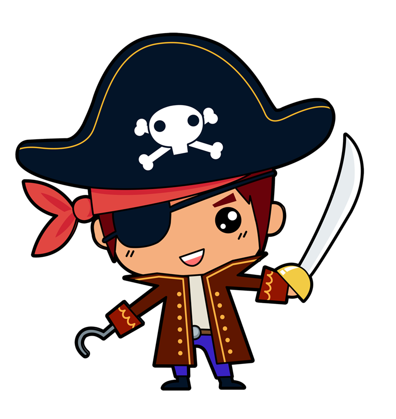 800x845 This Is Cute Little Pirates Clipart 29917. Use This Is Cute Little