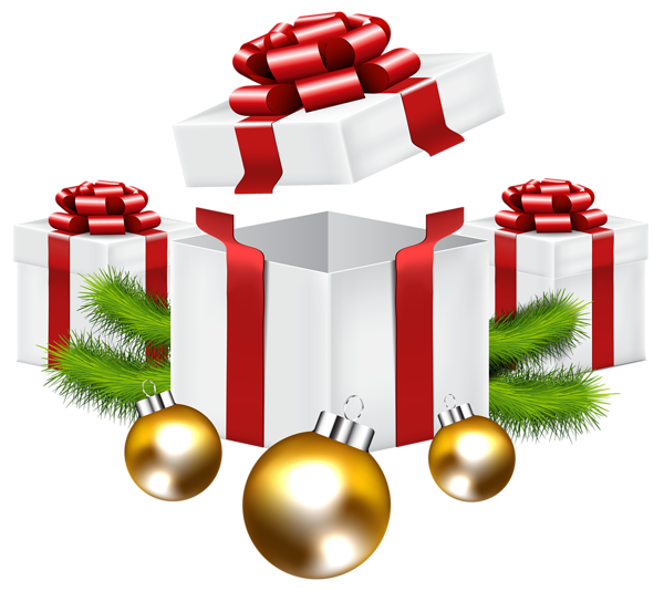600x534 Christmas Gifts Png Clip Art Image 1 Christmas Gifts