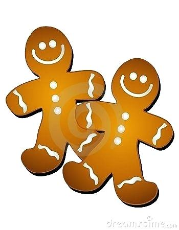 350x450 Clip Art Gingerbread Man Gingerbread Man Cookies Clip Cute