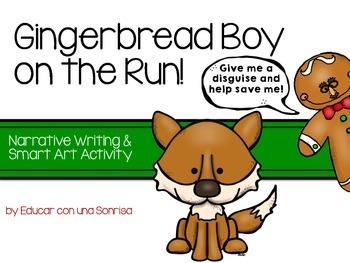 350x263 Gingerbread Boy Writing Teaching Resources Teachers Pay Teachers