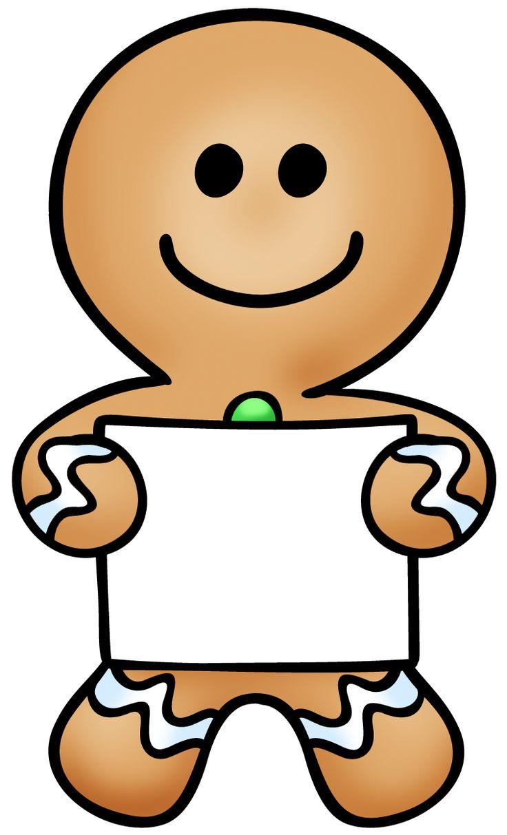 736x1213 1034 Best Gingerbread Man Printables Images
