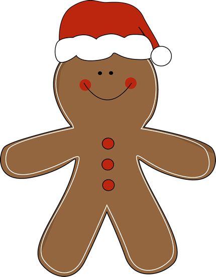 430x550 Cute Christmas Cookies Clipart