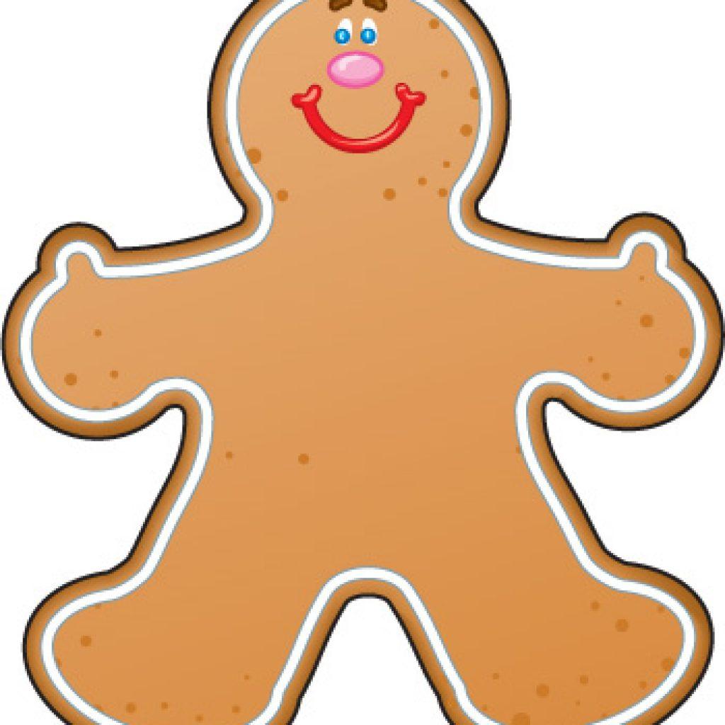 1024x1024 Gingerbread Clip Art Free
