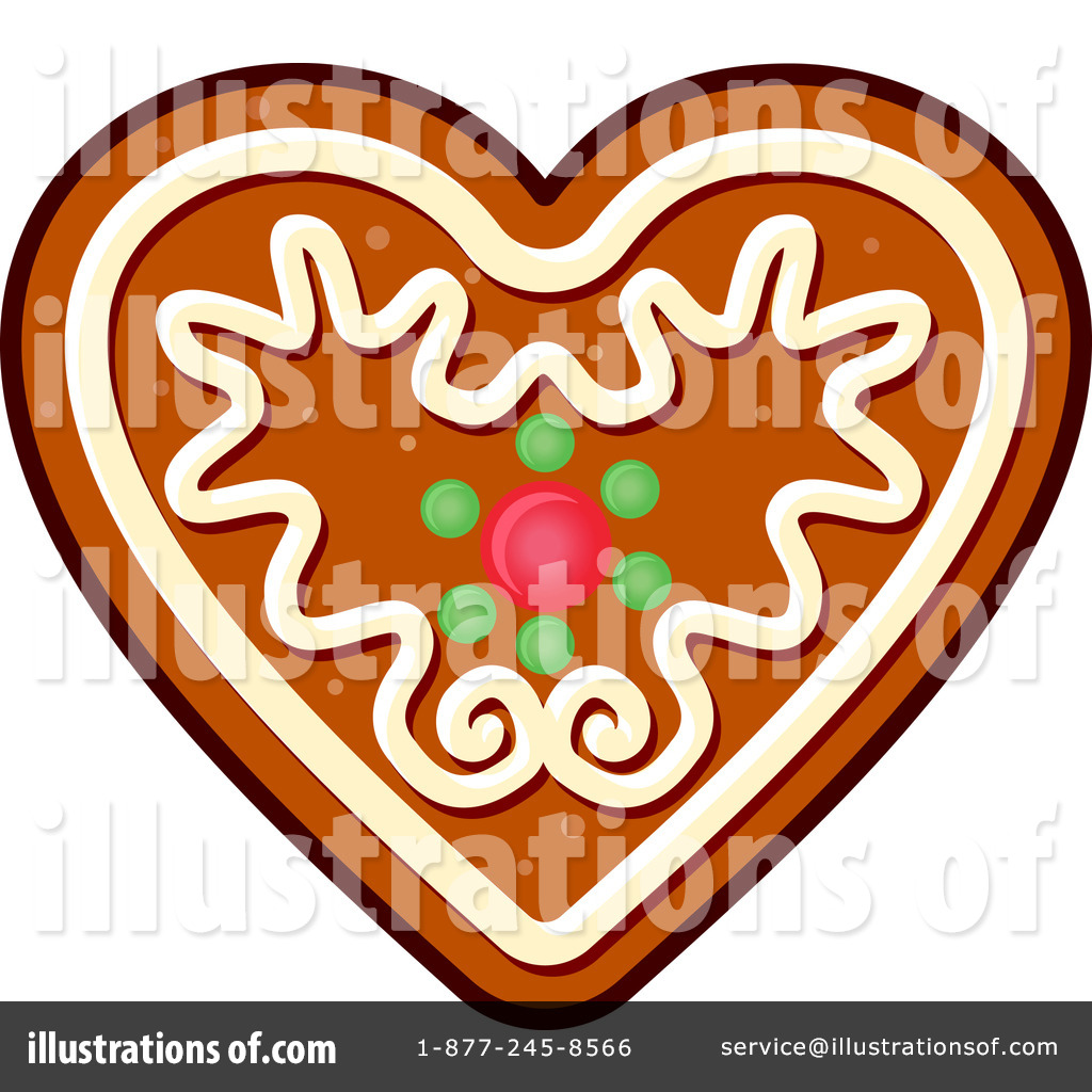 1024x1024 Gingerbread Cookie Clipart
