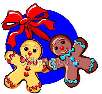 350x322 Gingerbread People Cookies