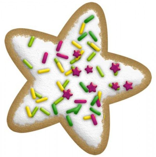 598x600 Sugar Cookie Clipart Cookie Cake Clip Art