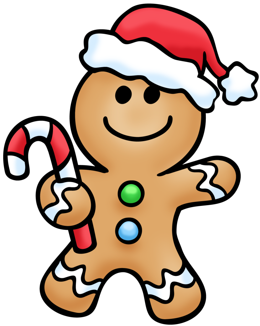 Gingerbread Girl Clipart At Getdrawings Free For Personal Use