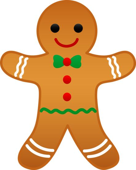 Gingerbread House Candy Clipart