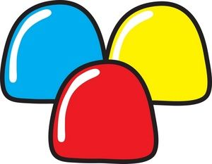 300x233 Candy Clipart Image Gumdrops Sweet Food Clipart