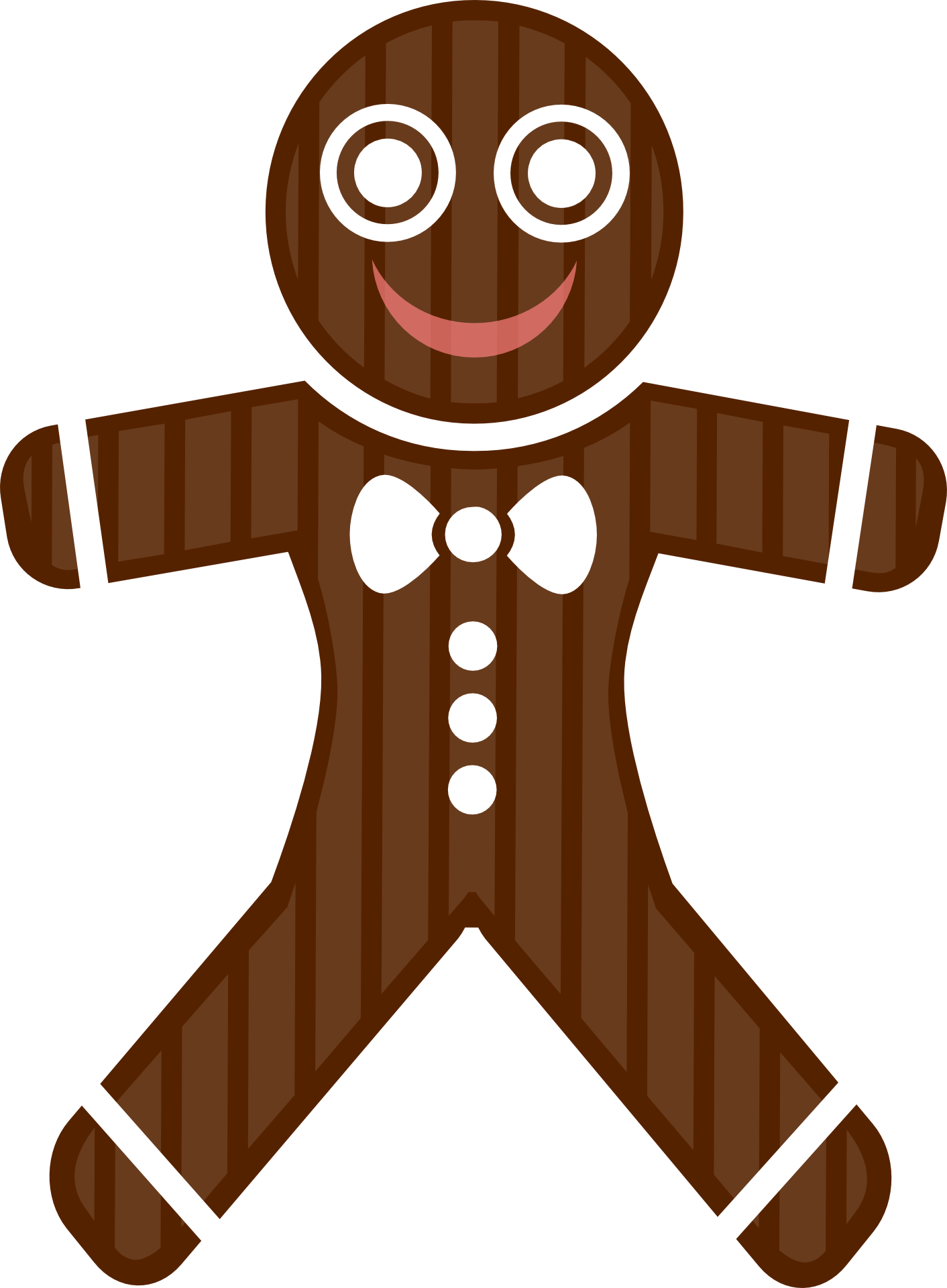 1412x1920 Gingerbread House Candy Cane Christmas Pudding Clip Art